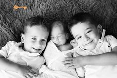 Three kids picture - need this! Might be able to get this on my own.. we'll see!