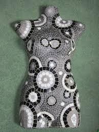 Resultado de imagem para mosaicos manequins