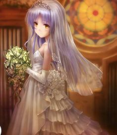 Tachibana Kanade from Angel Beats