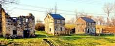 elk creek grayson  18th century | Old 18th Century Buildings Prepare to Welcome Yet Another Spring ...