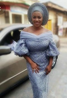 Enchanting aso ebi styles that will inspire you - Opera News Official Opera News, Stretch Lace Fabric, Aso Ebi Styles, Social Events, African Dress, Elegant Woman, Enchanted, Asos, Inspire
