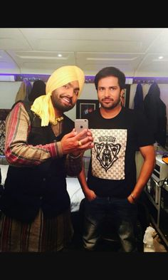Ammy with amrinder