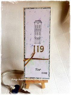 Trzy kartki na trzy okazje Place Cards, Place Card Holders, Handmade, Hand Made, Handarbeit