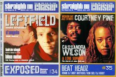 straight no chaser magazine: 1988-2007