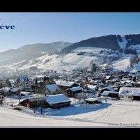 Skier à Megève