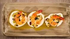 Rezept von Andreas Wojta   20 Minuten/leicht Bruschetta, Shrimp, Tacos, Mexican, Andreas, Meat, Ethnic Recipes, Food, Prawn Stir Fry