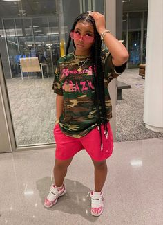 Swag Outfits For Girls, Cute Swag Outfits, Cute Comfy Outfits, Chill Outfits, Dope Outfits, Teenager Outfits, Trendy Outfits, College Outfits, Tomboy Fashion