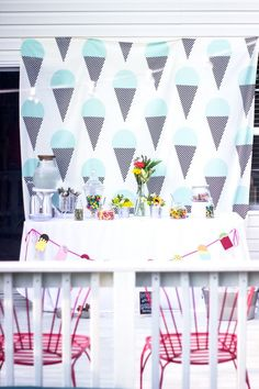 Chill Out // Summer Party Ideas  #sharefunshine #ad