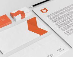 Creative examples of branding stationary - 4 #branding #corporateidentity #stationerydesign #logodesign