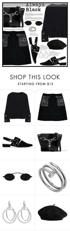 """""""Untitled #582  3/6/18  6:29am"""" by riuk ❤ liked on Polyvore featuring Gucci, Opening Ceremony, Alexander Wang, Cartier, Nine West, men's fashion and menswear"""