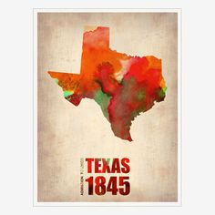 Texas Print, $35, now featured on Fab.Texas Girl want this RIGHT NOW!!
