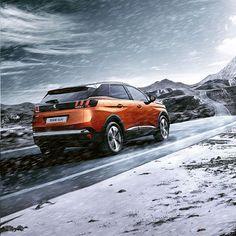Buenos días feliz sábado... La nieve seguirá hoy y algunos se alegrarán... Todo depende! #3008 #Peugeot #Palencia @aupasapeugeot