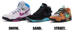 S Nike x stussy
