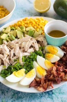 Restaurant, Cobb Salad, Dinner, Breakfast, Food Ideas, Image, Fit, Salad, Dining