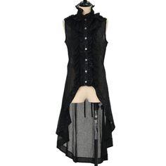 h.NAOTO ☆ ·. . · ° ☆ seven long blouse https://www.wunderwelt.jp/en/products/w-14546  IOS application ☆ Alice Holic ☆ release Japanese: https://aliceholic.com/ English: http://en.aliceholic.com/