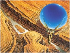 70s Sci-Fi Art: Jim Burns