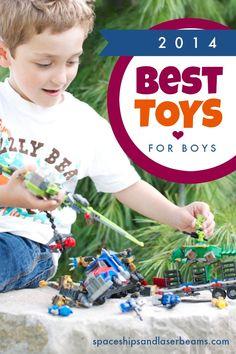 Best Toys for Boys #BuildKREO