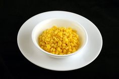 What does 200  Canned Sweet Corn 308 grams = 200 Calories __________________________________  200 Calories, Calories In Corn, Corn Succotash, Bacon Frit, Canning Sweet Corn, Dog Food Recipes, Healthy Recipes, Healthy Foods, Chili Con Carne