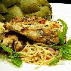 Lemon Basil Grilled Chicken - Allrecipes.com