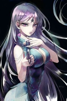 Sailor Moon, Mistress 9, by Umiu Geso