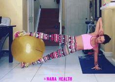 10 Ejercicios que te darán la cintura que siempre has querido Fitness Workout For Women, Yoga Fitness, Fitness Tips, Fitness Motivation, Daily Motivation, Fitness Studio Training, Workout Bauch, Gym Routine, Waist Workout