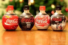 I love those round coke bottles :]
