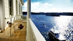 A'Jia Hotel, Istanbul: views of the Bosphorus