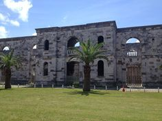 The Traveling Grandma: Adventures with Isabelle: Cruise ports: Royal Naval Dockyard Bermuda