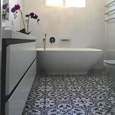 Merola Tile Arte Grey 9-1/2 in. x 9-1/2 in. Porcelain Floor and Wall Tile (10.76 sq. ft. / case)-FCD10ARG - The Home Depot
