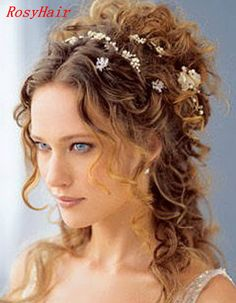 Curly Prom Hairstyles 2013