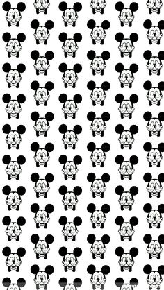Mickey mouse wallpaper black and white - sf wallpaper Sf Wallpaper, Emoji Wallpaper, Kawaii Wallpaper, Tumblr Wallpaper, Mobile Wallpaper, Pattern Wallpaper, Wallpaper Backgrounds, Mickey Mouse Wallpaper, Disney Phone Wallpaper