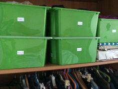 Come organizzare gli armadi di casa http://super-mamme.it/2015/11/16/come-organizzare-armadi-casa/