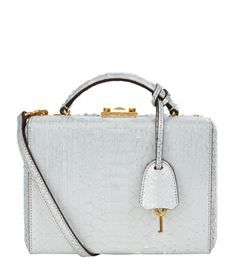 View the Small Python Grace Box Bag
