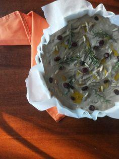 Tè verde e pasticcini: { RicetteDiStagione } - Castagnaccio tradizionale toscano
