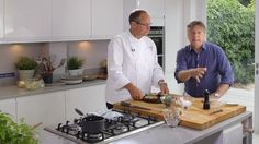 I love this video of Chef Blanc! Raymond Blanc's Best Ever Garlic Snails Recipe on Vimeo