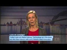 Media - Dr Kristy Goodwin on News Exchange Interview, Parents, Technology, Digital, News, Blog, Dads, Tech, Raising Kids