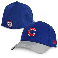 Chicago Cubs Toddler / Child 39Thirty Metallic Motion Flex Fit $19.95