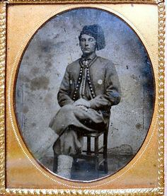 Unidentified Zouave Uniform - any ideas which unit this was worn by?