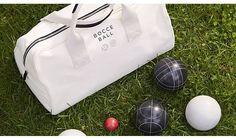 Crate & Barrel Bocce Ball Set