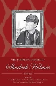 Sherlock Holmes: The Complete Stories : Sir Arthur Conan Doyle : 9781853268960 Sir Arthur, Arthur Conan Doyle, Wordsworth Classics, A Study In Scarlet, Adventures Of Sherlock Holmes, Crime Fiction, Classic Books, Book 1, Mall