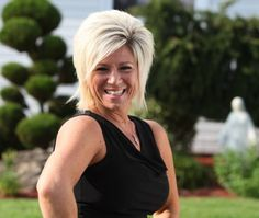 Theresa Caputo  Would love to do a session with her!