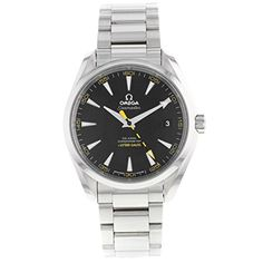 Omega Aqua Terra Mens Watch 23110422101002 -- You can find more details by visiting the image link.