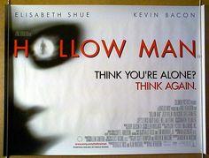 Hollow Man (2000) starring Elisableth Shue, Kevin Bacon & Josh Brolin
