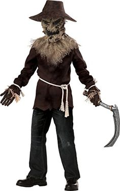 California Costumes Toys Wicked Scarecrow, X-Large *** Want to know more, click on the image.