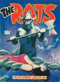Cover for The Rats (1978 series) #[nn]