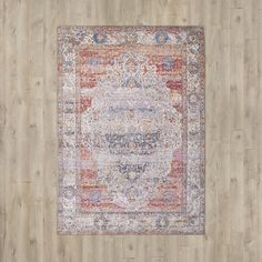You'll love the Alexi Rug in Blush at Joss & Main - With Great Deals on all products and Free Shipping on most stuff, even the big stuff.