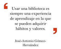 Gómez-Hernández, José-Antonio. Unir educación y bibliotecas: la evolución de un reto permanente. El profesional de la información, vol. 22, núm. 2, pp. 101-105. En acceso abierto.
