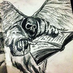A cheery little doodle I found in one of old sketchbooks... Might make a nice tattoo I guess?! - #ink #pen #sketchbooks #draw #flashback #tattoo #drawing #sketch #sketching #doodle