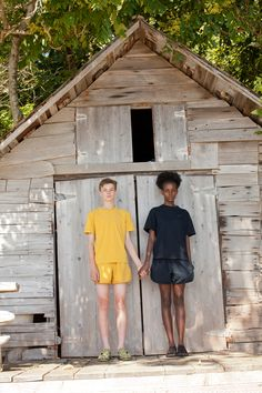 Turmeric-Dyed SS17 Collection Online Now ✨ Grab your swimsuit and a butterfly net - we're off to Summer Camp! Shot by Charlie Schuck Styled by Michele Mishnar Andrews #turmeric #turmericbenefits #turmericlatte #turmericroot #turmericpowder #naturaldye #wabisabi #organic #sustainable #sustainability #sustainablefashion #greenfashion #slowclothing #natura #unisex #genderfluid #inspiration #eco #ecofriendly #farmtobody #gogreen #Portland #ethicalfashion