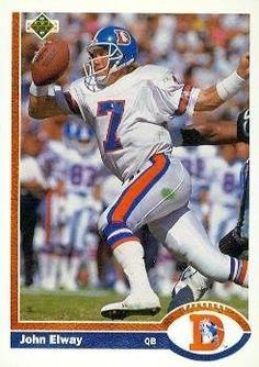 Image result for Denver Broncos 1991